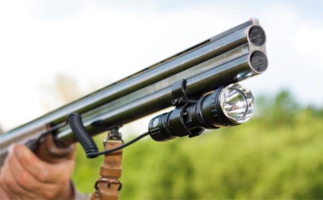 виды креплений фонаря на ружье мр 43 бабников
