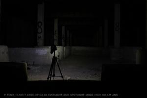 Тест фонаря Fenix HM65R-T Raptor 200 люмен
